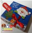 Caixinha Personalizada Natal Com Tag