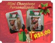Mini Chocotone ou Panetone personalizado